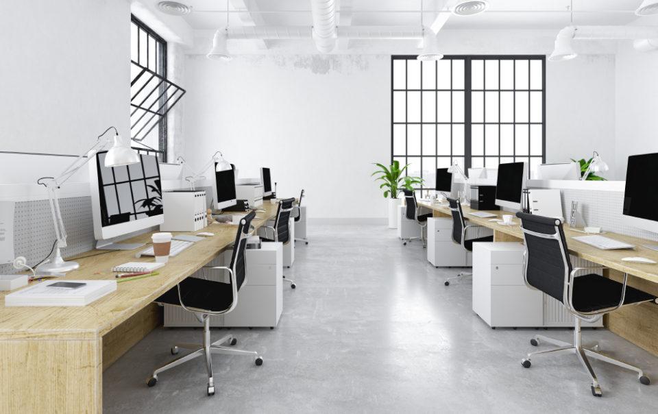 Những lưu ý khi thiết kế văn phòng