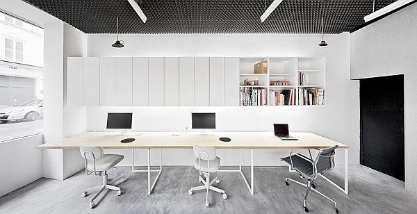 Phong cách nội thất văn phòng