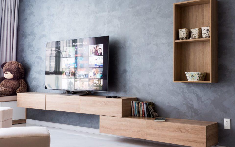 Nội thất gỗ MDF tinh tế và hiện đại