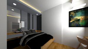 Thiết kế nội thất chung cư e-home