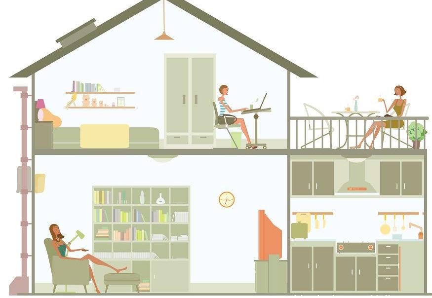 điều kiện để xây nhà