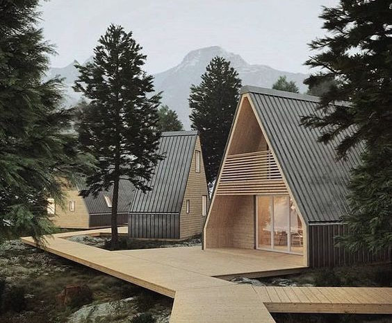 Thiết kế resort - home stay ở đà lạt