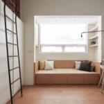 Giải pháp kiến trúc nhà phố kết hợp kinh doanh phòng trọ