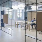 Thiết kế nội thất văn phòng mang phong cách tối giản